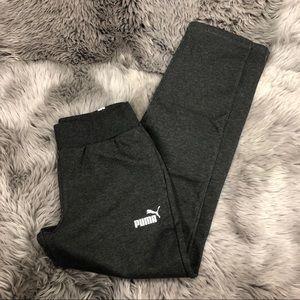 Puma   Men's Sweatpants  Grey